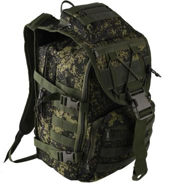 Рюкзак сумка Duffle Мох, 70л