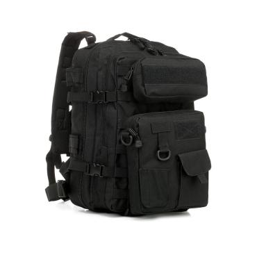 Рюкзак MOLLE Tactical Esdy Черный