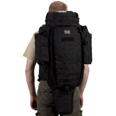 Рюкзак с чехлом для ружья Black