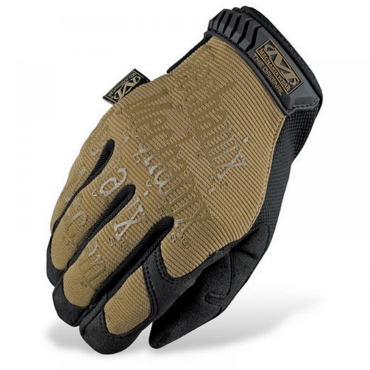 Перчатки Mechanix M-Pact Coyote (replic)