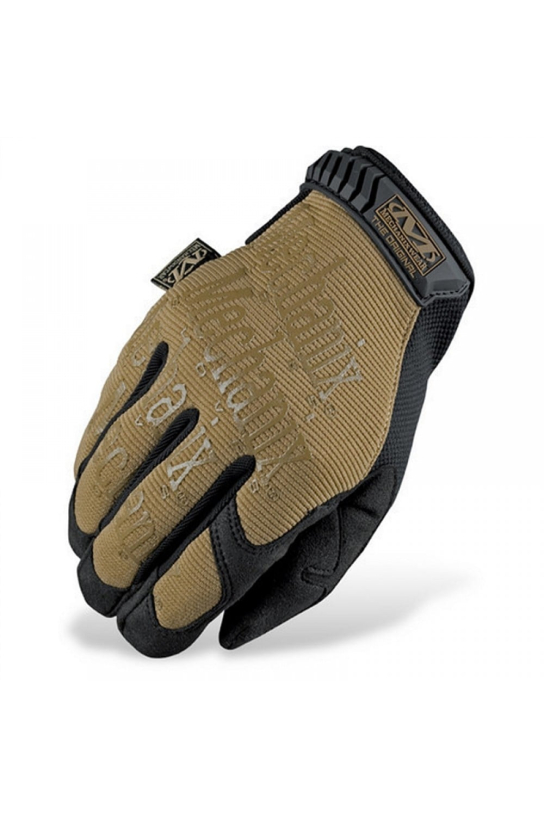 Перчатки Mechanix M-Pact Coyote (replic)