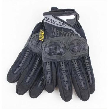 Перчатки со вставками Mechanix M-Pact 3 Black (replic)
