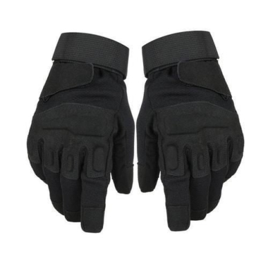 Тактические перчатки SWAT Black