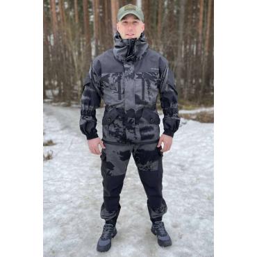 Костюм Горка 7П ЛТ р/с Black Shark
