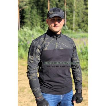 Боевая рубаха Гюрза-М1 (Черный Мультикам)